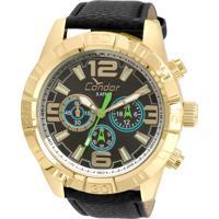 Relógio Condor Masculino Covd54As/2P