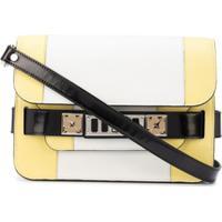 Proenza Schouler Bolsa Ps11 Mini - Amarelo