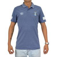 Camisa Polo Umbro Grêmio Viagem 2018 771441