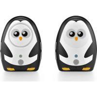 Babá Eletrônica Com Áudio - Pinguim - Multikids