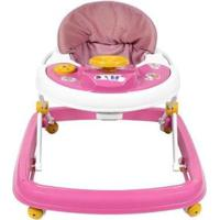 Andador Infantil Styll Baby - Unissex-Rosa