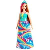 Barbie Dreamtopia Loira Vestido Borboletas - Mattel