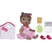 Boneca Baby Alive - Linda Bailarina - Negra - E2631 - Hasbro