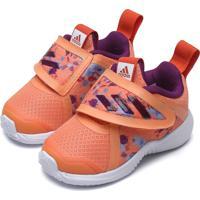 Tênis Adidas Performance Menina Fortarun X Frozen Cf I Coral