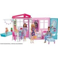 Barbie Real Casa Glam Com Boneca