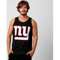 Camiseta Regata New Era Nfl Basic New York Giants - Masculino