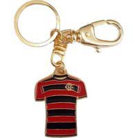 Chaveiro Flamengo Camisa 10 - Unissex