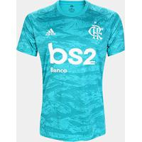 Camisa De Goleiro Flamengo 19/20 Adidas Masculina - Masculino