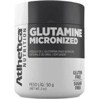 Glutamine Micronized (50G) - Atlhetica Nutrition - Unissex