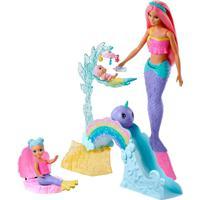 Barbie Escola De Sereias - Mattel - Tricae