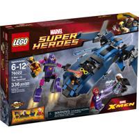 Super Heroes X-Men Contra A Sentinela Lego Colorido