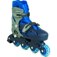 Patins Gyko Roller Azul