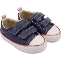 Tênis Infantil Couro Catz Calçados Noody Velcro - Unissex-Marinho