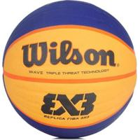 Bola Wilson Basquete Réplica Fiba 3X3 - Unissex