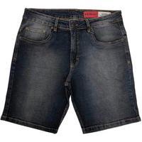Bermuda Mcd Jeans Walk Slim Stone Masculina 12123404