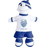 Boneco Mascote Do Csa - Torcida Baby - Unissex