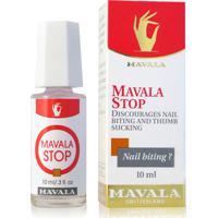 Base Para Tratamento De Unhas Roídas Stop Mavala 10Ml