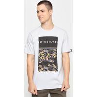 Camiseta Quiksilver Zen Division Masculina - Masculino