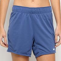 Short Nike Dry Attk Tr5 Feminino - Feminino-Marinho