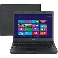 "Notebook Positivo Unique Tv S2065 - Dual Core - Ram 4Gb - Hd 500Gb - Tela 14"" - Windows 8"