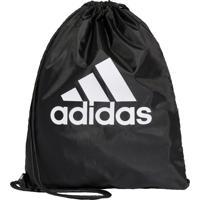 Malas E Mochilas Fitness E Funcional Adidas Gym Bag Preto