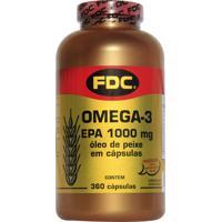 Ômega-3 1000Mg Fdc 360 Cápsulas