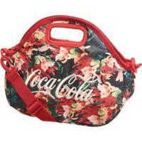 Lancheira Coca-Cola Liberty - Feminino-Preto