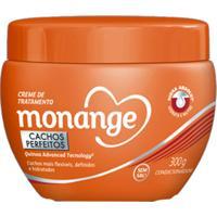 Creme De Tratamento Monange Hidrashine Cachos Perfeitos300G