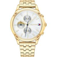 Relógio Tommy Hilfiger Feminino Aço Dourado - 1782121