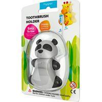 Suporte Para Escova Dental Curaprox Formato De Panda 1 Unidade