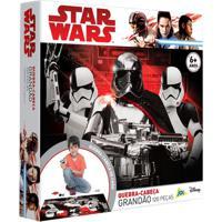 Quebra-Cabeça Grandão - Star Wars - Episódio Viii - 120 Peças - Jak - Unissex-Incolor