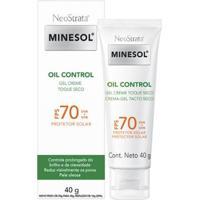 Protetor Solar Neostrata Minesol Oil Control Fps 70 40G - Unissex