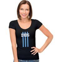 Camiseta D10S - Feminino