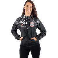 Jaqueta Nike Corinthians Invasões Feminina