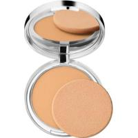 Pó Compacto Matte Clinique - Stay-Matte Sheer Pressed Powder Stay Brulee - Feminino-Incolor