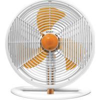 Turbo Circulador 40 Cm Maxximos Spirit Tangerine 127V Branco