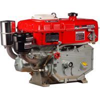 Motor 4 Tempos Diesel Radiador 7,7 Hp Partida Manual Tdw8R Toyama