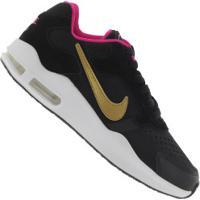 Tênis Nike Air Max Guile Feminino - Infantil - Preto/Rosa
