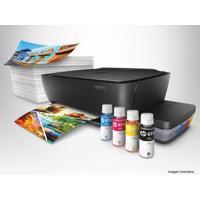 Multifuncional Jato De Tinta Color Hp P0R22A#Ak4 Deskjet Gt 5822 Tanque Tinta Imp/Copia/Dig/Wifi 20Ppm