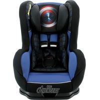 Cadeira Para Auto 0 A 25 Kg Marvel Primo Capitão América Avengers