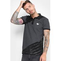 Camisa Polo Rg 518 Piquet Full Print Masculina - Masculino