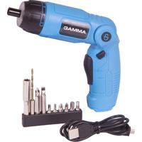 Parafusadeira A Bateria 3,6V 1/4'' G12104/Br Azul