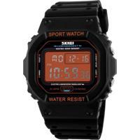 Relógio Skmei Digital 1134 Laranja