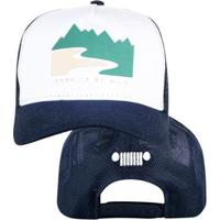 Boné Jeep Montains Trucker - Unissex