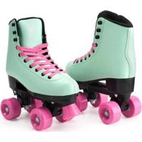 Patins My Style Fashion Rollers Tam. 37 Multikids - Feminino