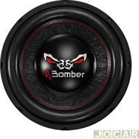 """Subwoofer - Bomber - Bicho Papão D4 Ohms - 15"""" - 550W - Cada (Unidade) - 1.23.046"""