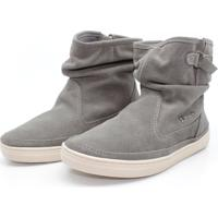 Bota Barth Shoes Easy Cinza