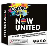 Jogo De Cartas Copag Color Addict Now United 7+