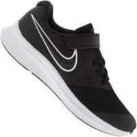 Tênis Nike Star Runner 2 - Infantil - Preto/Branco