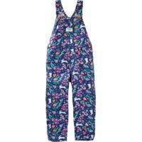 Jardineira Infantil Oshkosh Flores-24M - Feminino